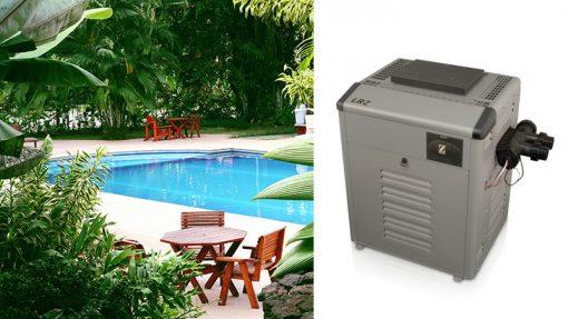 pool renovators gas heaters installed