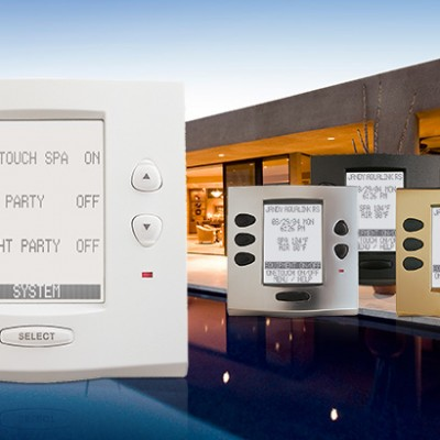 pool controller supplied by pool renovators